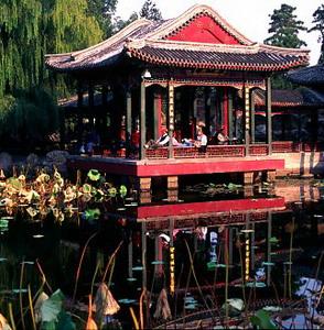 Фото №1 - В пекинском дворце поселят туристов