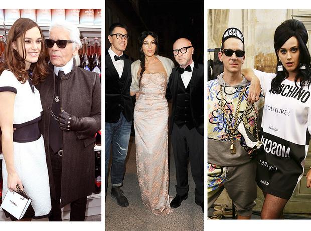 Фото №1 - Дизайнеры и их музы: главные тандемы модной индустрии