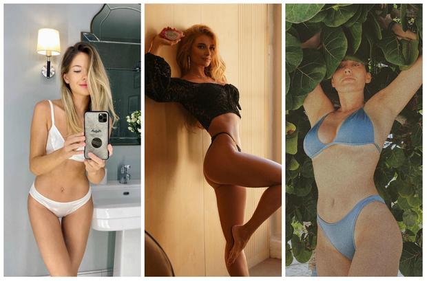 Фото №1 - Вестник «100 самых сексуальных женщин страны»: Полина Гагарина в неге, Вики Одинцова в лучах и еще много прекрасного