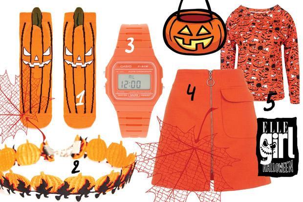 Фото №2 - Топ-10: Вещи для костюма тыковки