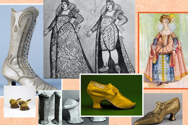 Фото №2 - Эволюция моды: как мужское стало женским