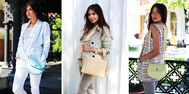 Фото №1 - Новая коллекция сумок Askent