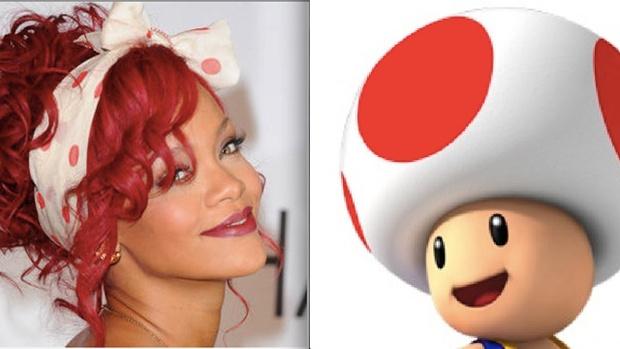 Фото №4 - Модный приговор: Рианна черпает вдохновение для нарядов у Mario