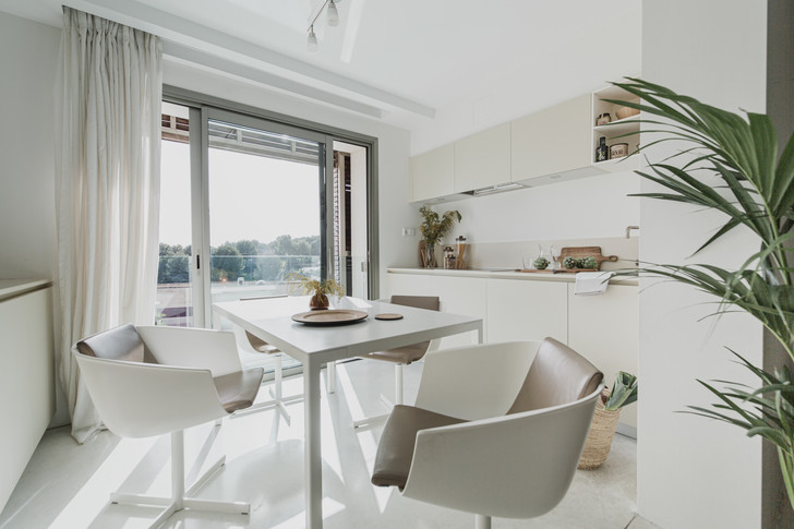 Фото №6 - Средиземноморский шик: апартаменты для сдачи в аренду в Пальме