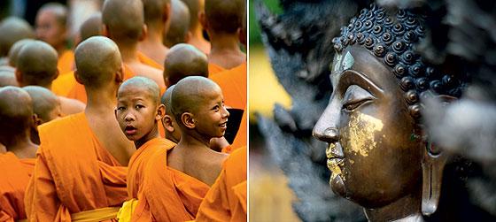 Фото №2 - Таиланд: из жизни медитирующих