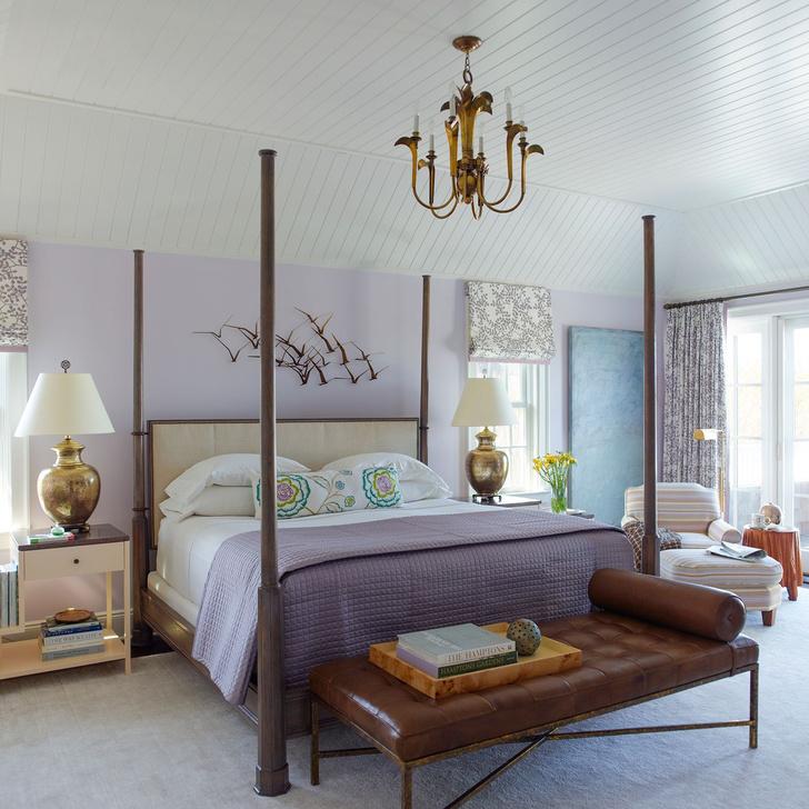 Фото №1 - Лучшие цвета для спальни: советы дизайнеров