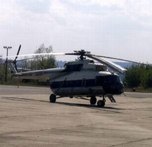 Фото №1 - 14 человек пострадали в аварии Ми-8 в Томской области