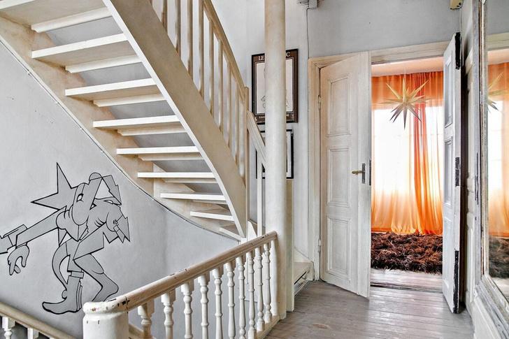 Фото №10 - Дом шведского стилиста Мари Ниландер в Сконе