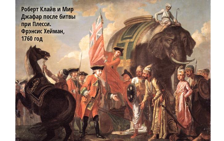 Фото №9 - Миллион в Мадрасе: Роберт Клайв— офисный клерк, завоевавший половину Индии
