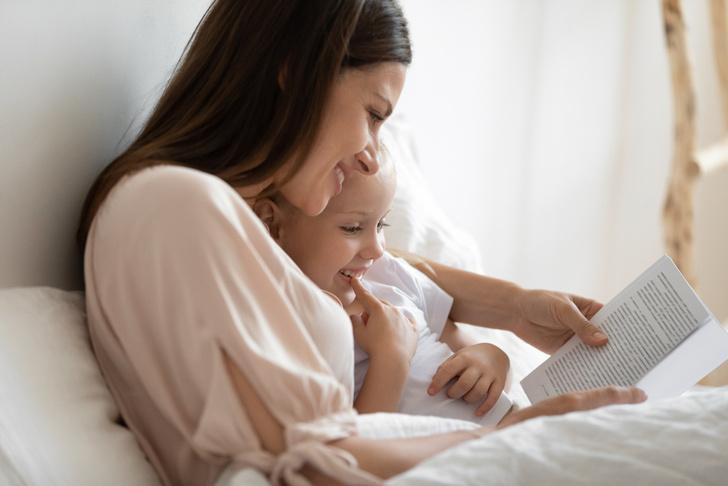что почитать с ребенком: список книг