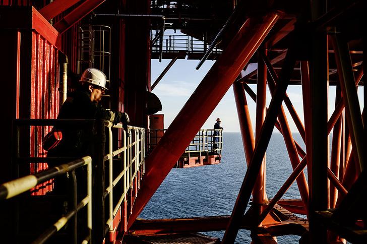 Фото №6 - Своя Арктика: как добывают нефть на Арктическом шельфе