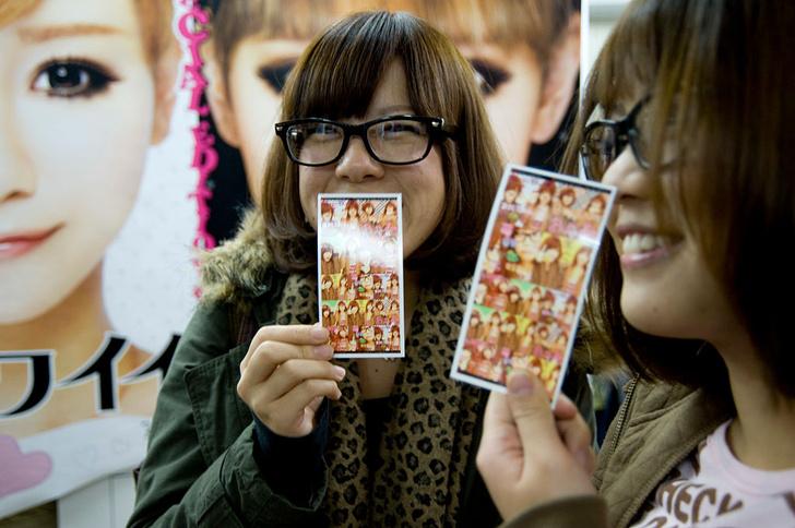Фото №5 - Мейд-кафе, многоэтажные караоке и другие странные развлечения Японии