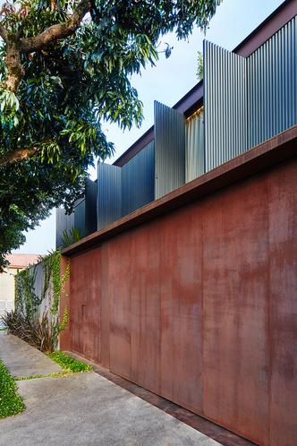 Фото №15 - Дом с раздвижными стенами в Сан-Паулу