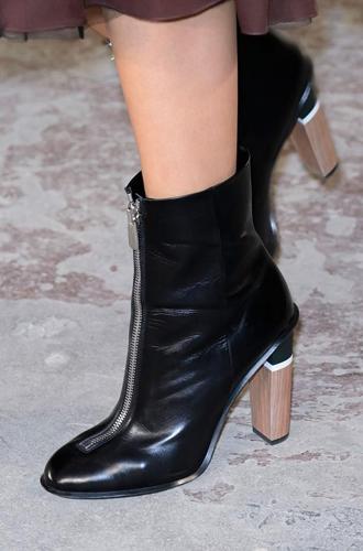 Фото №11 - Самая модная обувь сезона осень-зима 16/17, часть 2