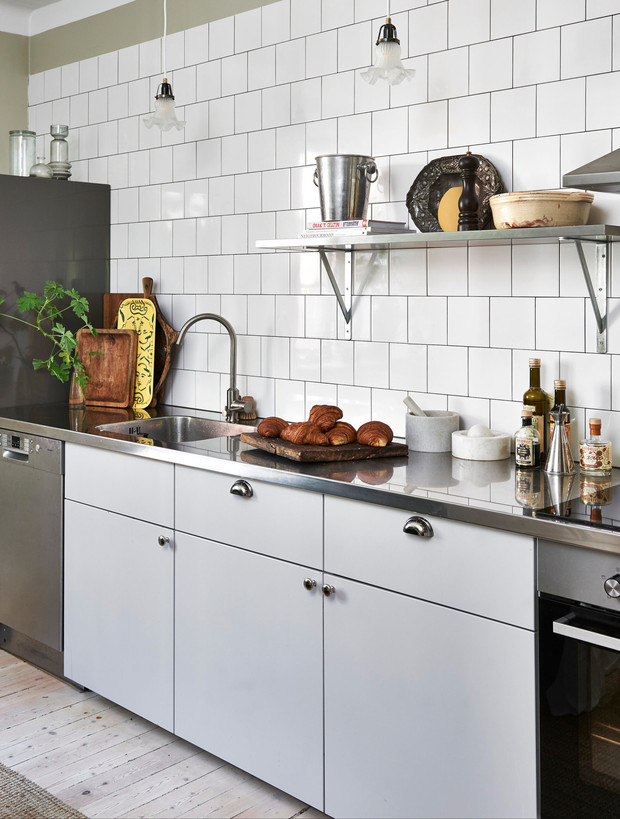 Фото №9 - Тренды 2020: кухня в винтажном стиле