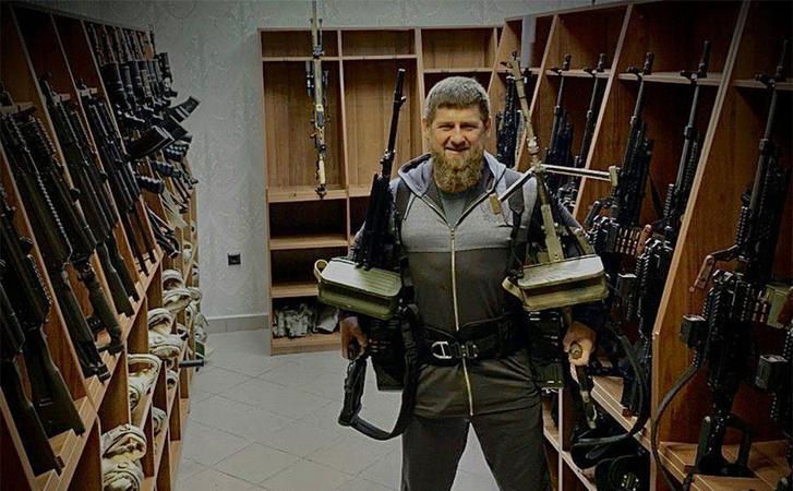 Фото №1 - Рамзан Кадыров позвал госсекретаря США «приехать поговорить»