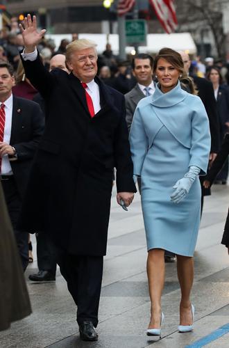 Фото №3 - Мелания Трамп: новые стандарты стиля Первой леди