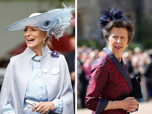 Фото №1 - Дочь Королевы против «виндзорской нахалки»: что Анна не поделила с принцессой Майкл Кентской