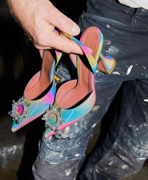 Фото №6 - Хозяйка хрустальных туфелек: кто такая Амина Муадди (и почему ее так любят звезды)