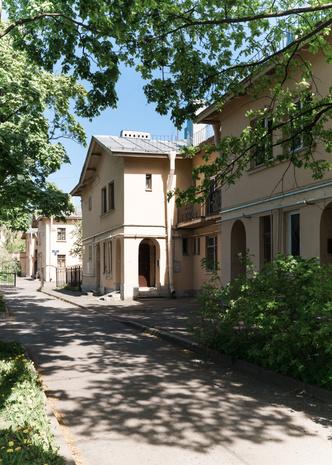 Фото №2 - Квартира 55 м² в петербургском доме 1926-го года