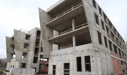 Фото №1 - Проект нового корпуса роддома №9 будут переделывать — за 7 лет он устарел