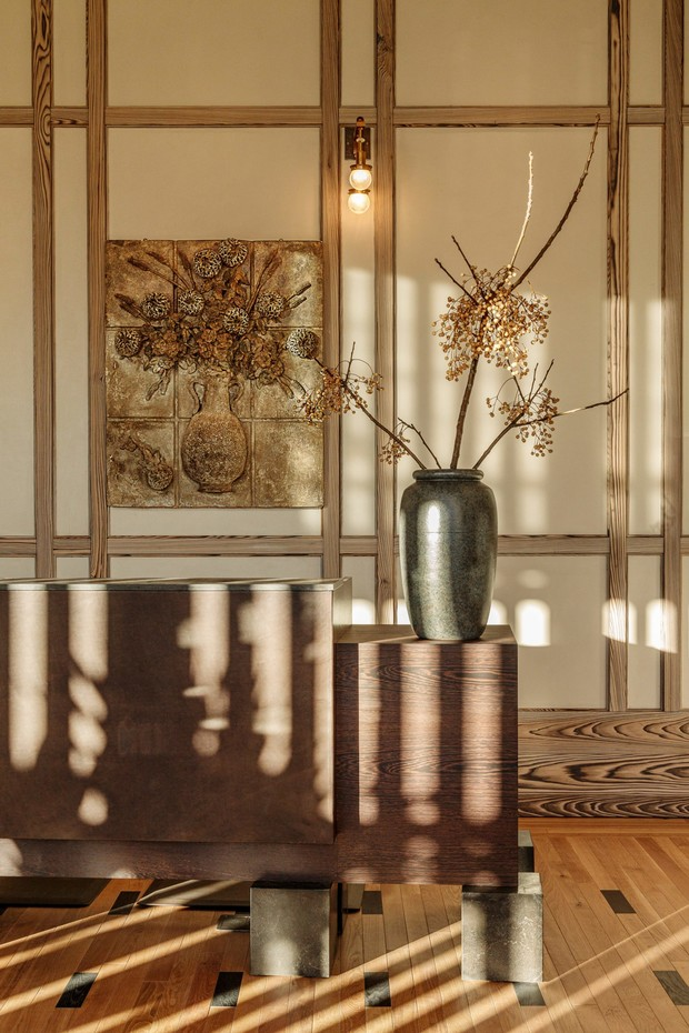 Фото №20 - Отель Austin Proper Hotel по дизайну Келли Уэстлер