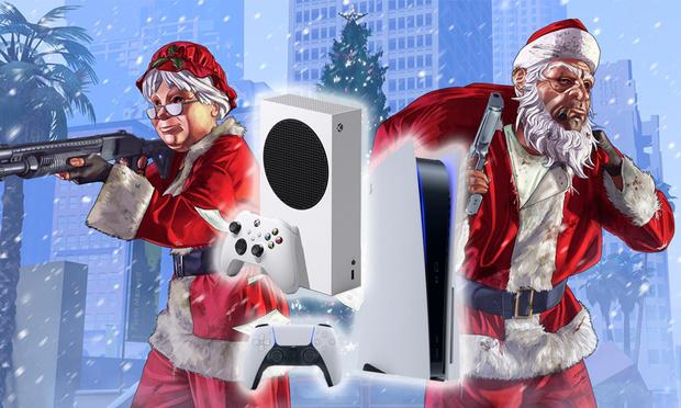 Фото №1 - Лучшие новогодние подарки для геймеров