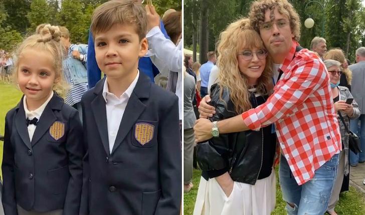 Где учатся дети Максима Галкина и Аллы Пугачевой
