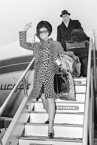 Фото №2 - Софи Лорен: уроки красоты для советских актрис