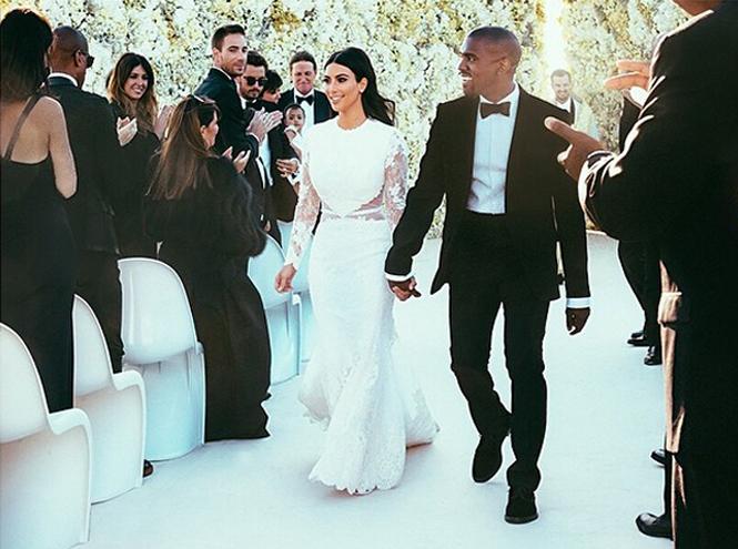 Фото №5 - Итоги-2014: самые громкие звездные свадьбы