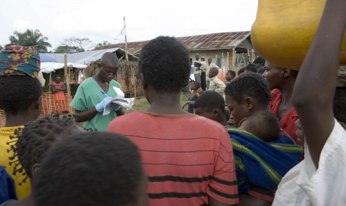 Фото №1 - В Гвинее убили членов группы, боровшейся с лихорадкой Эбола