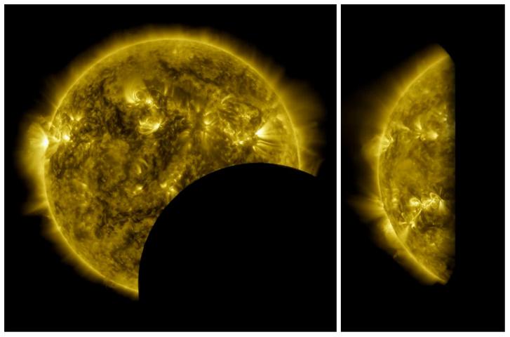 Фото №1 - 10 лет жизни Солнца (с 2010 по 2020 год) день за днем в одном видео