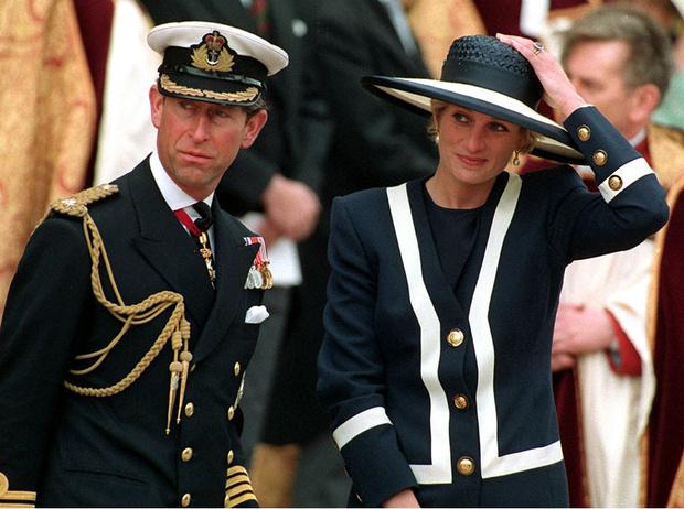 Фото №1 - Единственный раз, когда Диана и Чарльз чувствовали себя одним целым