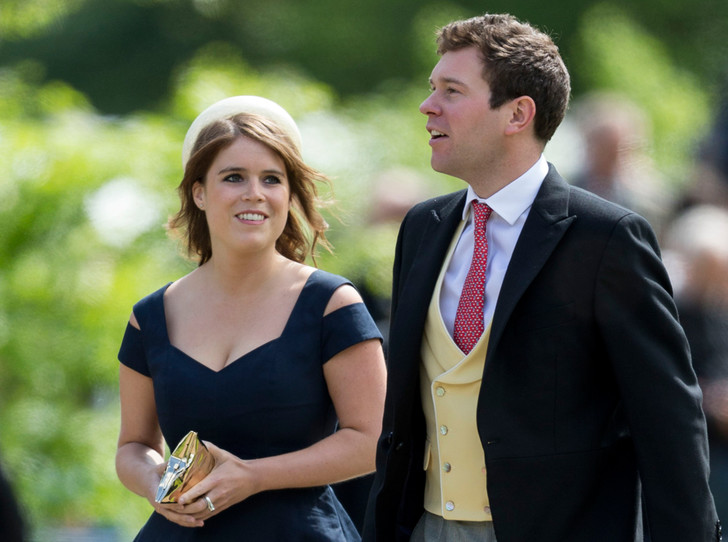Фото №1 - Принцесса Евгения Йоркская выходит замуж за бывшего бармена