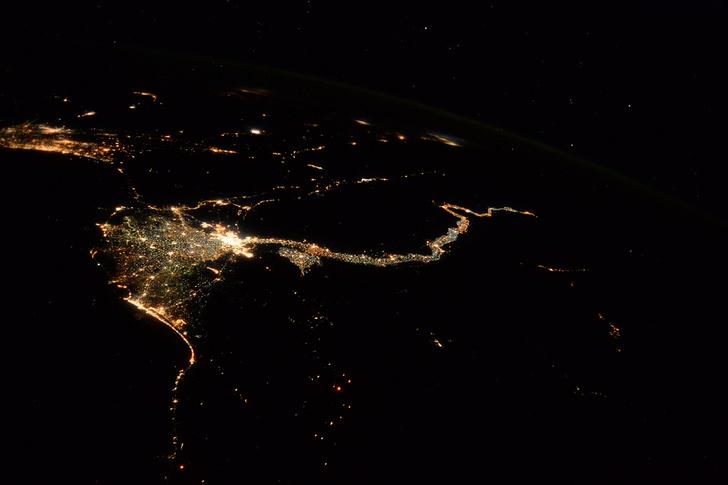 Фото №1 - Ночь в Каире