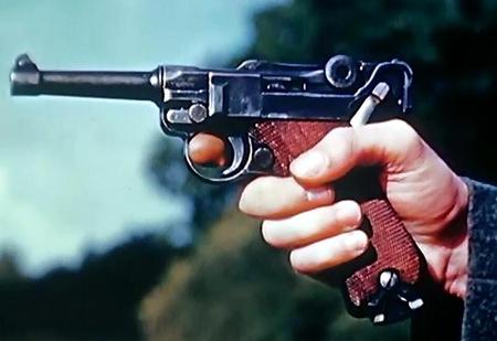"""«Я дам вам """"Парабеллум""""!»— пять убойных фактов из жизни самого крутого немецкого пистолета"""