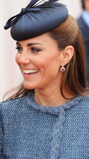 Фото №4 - Как менялся макияж герцогини Кейт за годы в королевской семье