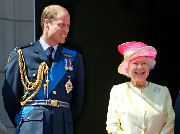 Фото №2 - Повышение «по службе»: Королева пожаловала принцу Уильяму новый титул