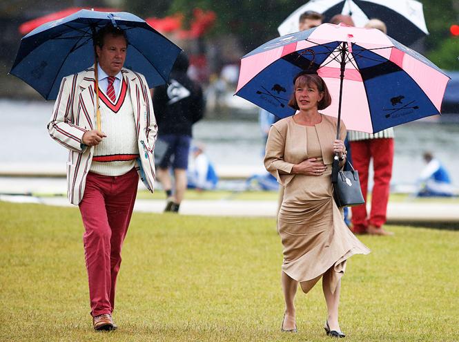 Фото №9 - Запрет на телефоны и особый дресс-код: что нужно знать о Королевской регате в Хенли