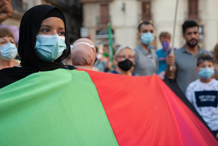Фото №3 - «Я предпочитаю умереть»: что говорят девушки Афганистана о ситуации в стране