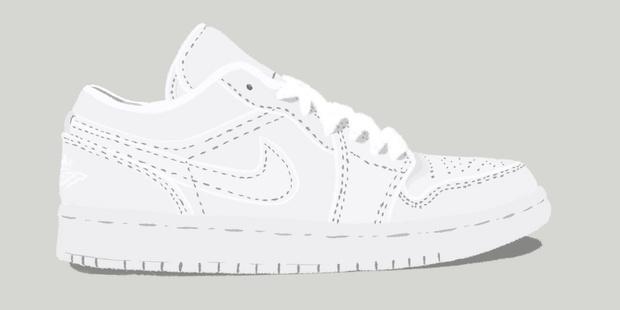 Фото №5 - Белые кроссовки, которые вы давно искали