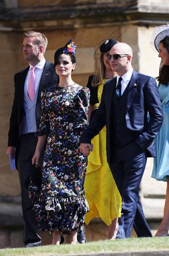 Фото №7 - Факты о свадьбе принца Гарри и Меган Маркл, которые войдут в историю