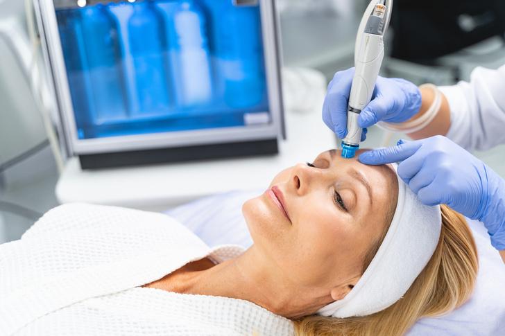 уход за кожей, косметические процедуры после 40 советы косметолога, советы косметолога