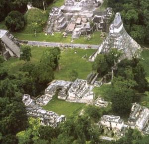 Фото №1 - Город майя откроют туристам