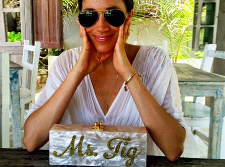 Фото №14 - Паста, фри и суши: каким был рацион Меган Маркл до встречи с Гарри