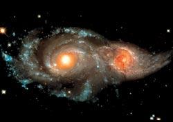 Фото №7 - Столкновения галактик
