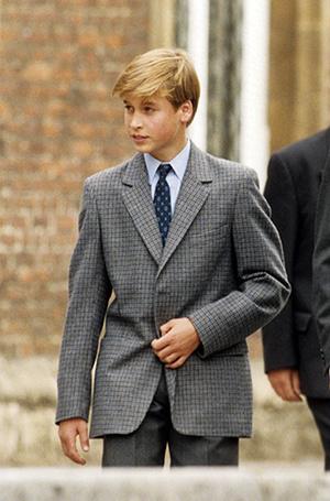 Фото №61 - Принц Уильям: история в фотографиях