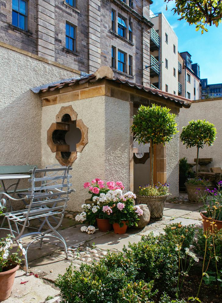 Фото №12 - Яркий гостевой дом в Эдинбурге