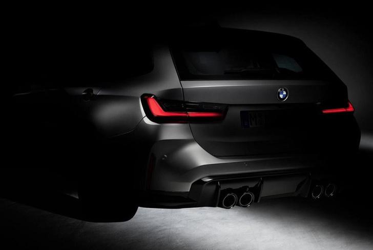 Фото №1 - BMW впервые в истории выпустит легендарную модель М3 в кузове универсал