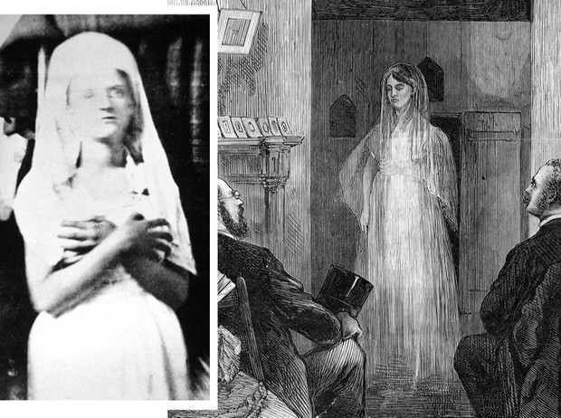 Фото №1 - Между мирами: история Флоренс Кук— женщины, говорившей с призраками